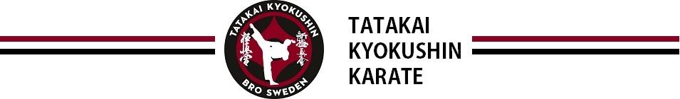 Tatakai Kyokushin Karate